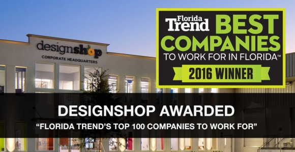 florida's top 100 companies to work for