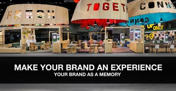 Branding - Make it an Experience!