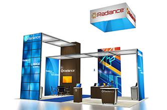 Radiance Compact Modular™ Displays