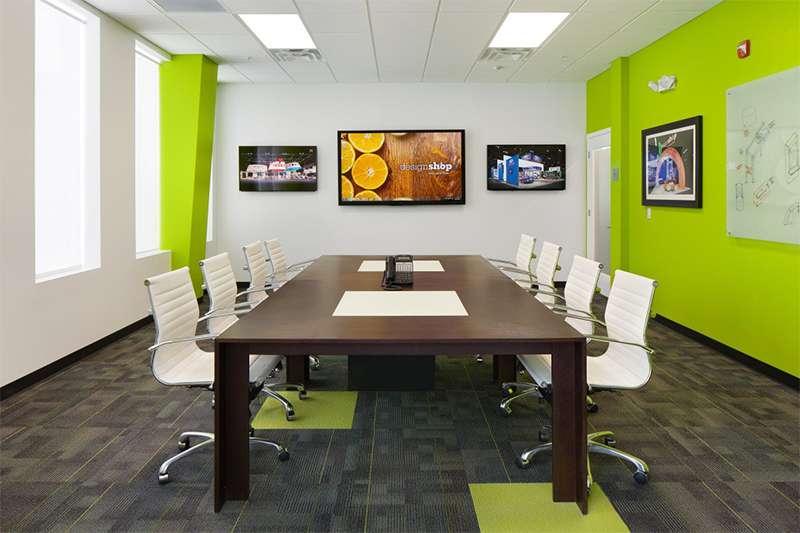 DesignShop's Conference Room