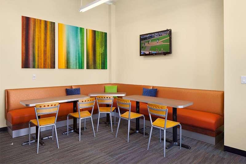DesignShop's Employee Cafe