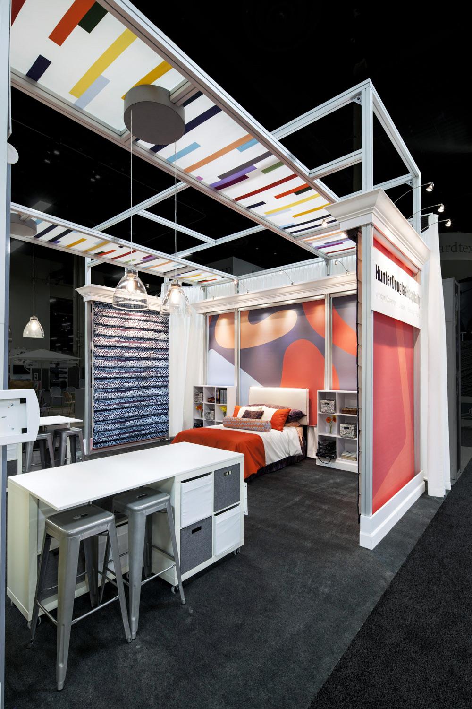 Compact Modular Trade Show Exhibit