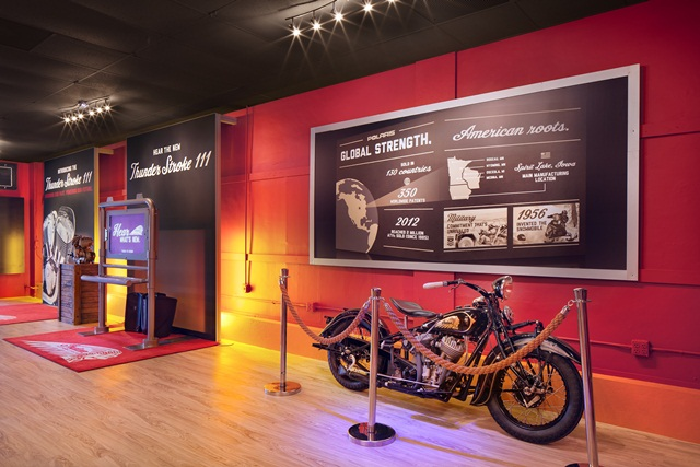 Retail Exterior for Indian Motorcyles