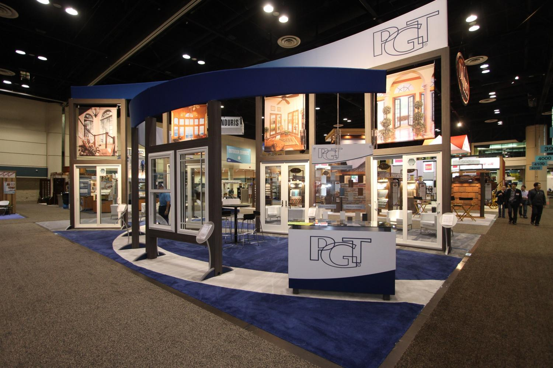 Custom Trade Show Flooring