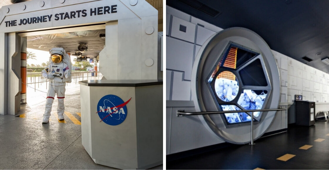 Themed Environment Built for Kennedy Space Center Museum