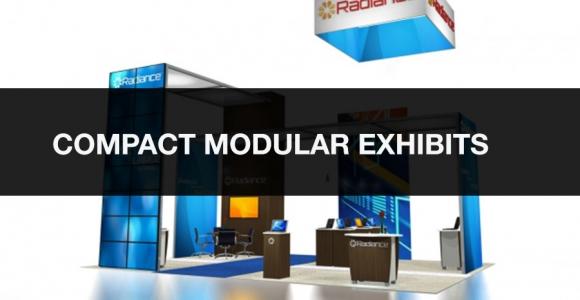 Compact Modular Exhibits
