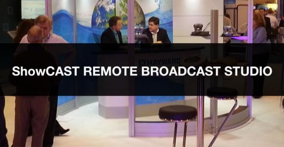 ShowCAST Remote Broadcast Studio
