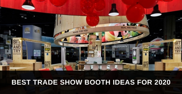 Best Trade Show Booth Ideas for 2020