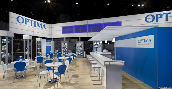 European Flair in Trade Show Design