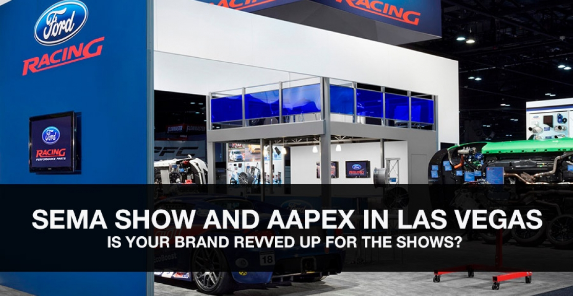 Getting Revved Up for SEMA & AAPEX in Las Vegas