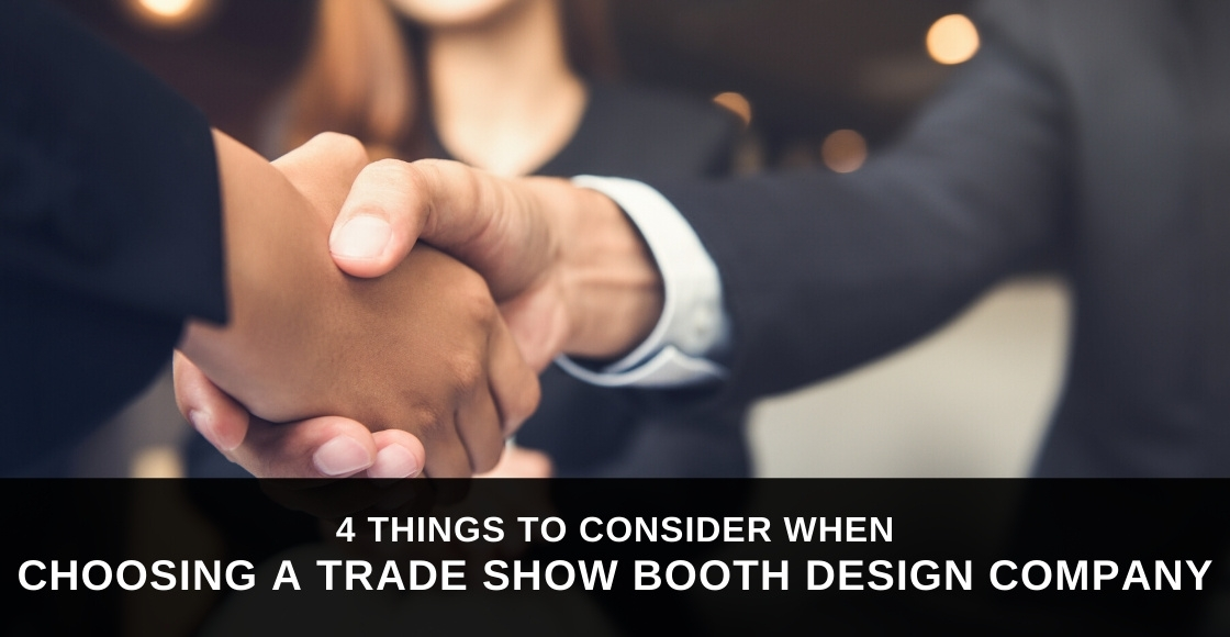 Choosing a Trade Show Booth Design Company