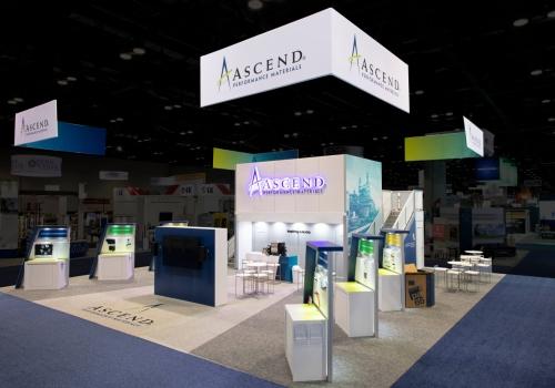 Ascend Performance Materials Rental Trade Show Exhibit