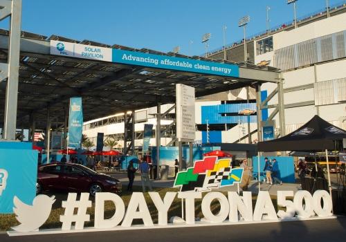 Florida Power & Light at Daytona 500