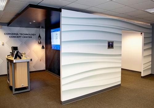 Executive Briefing Center Design